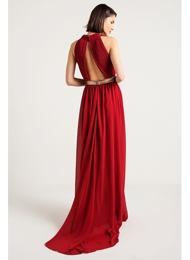 Love'n Fashion Paris Uzun Abiye Elbise